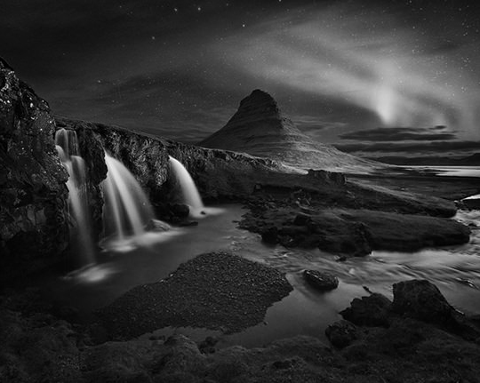 Night Photography by Alister Benn