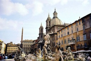 Photo of Piazza Navona in Rome