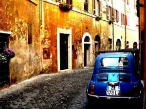 Photo of Trastevere in Rome