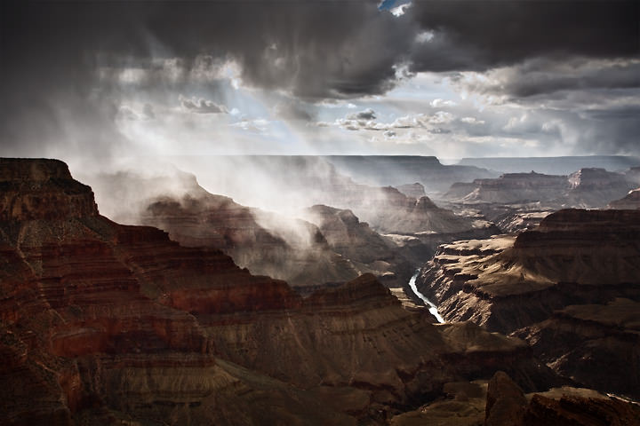 Heart of the Canyon, Photography by Michael Breitung