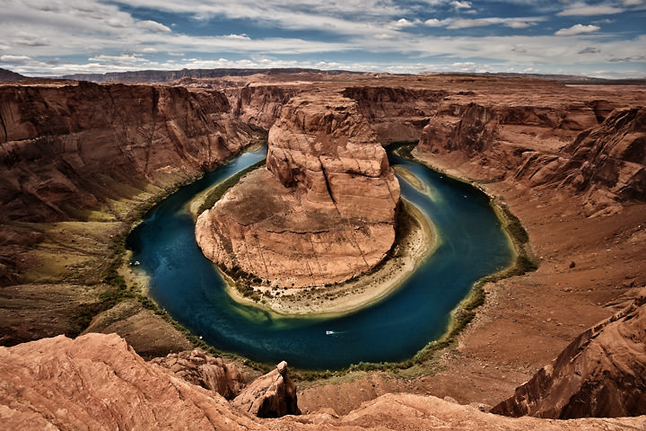 Horse Shoe Bend, Photography by Michael Breitung