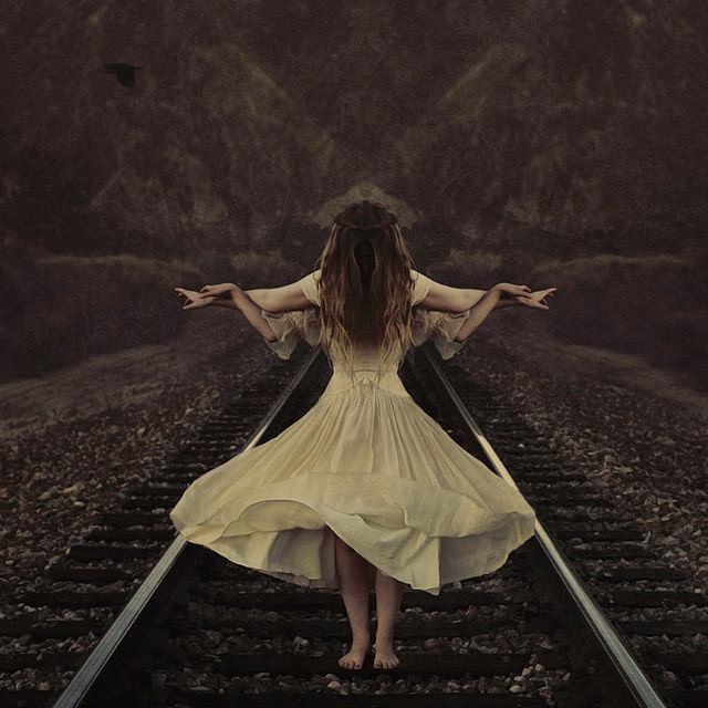 The Guiding Spirit, Photography by Brooke Shaden