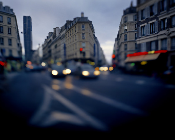 Paris, Photography by Claudio Edinger