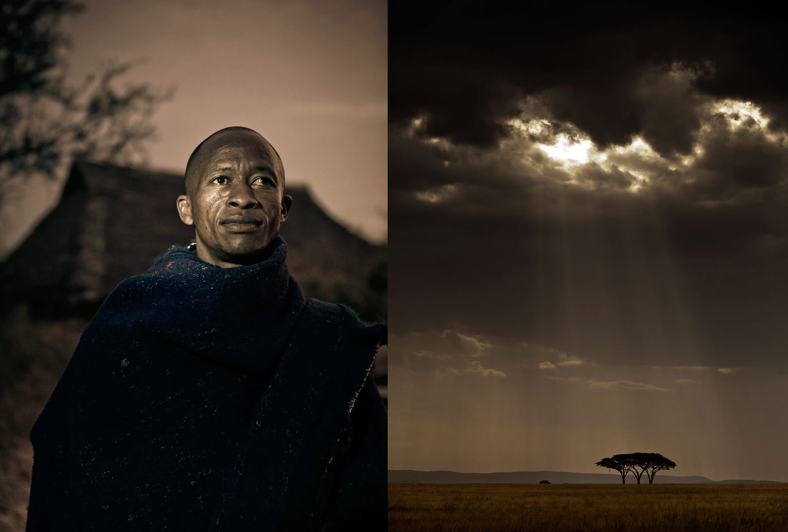 In Tanzania, Photography by Martin Klimek