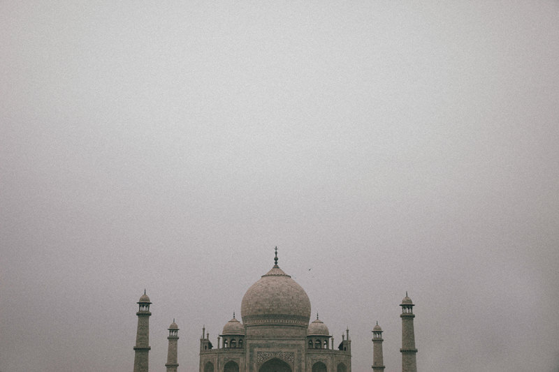 Taj Mahal, Photography by Jody MacDonlad