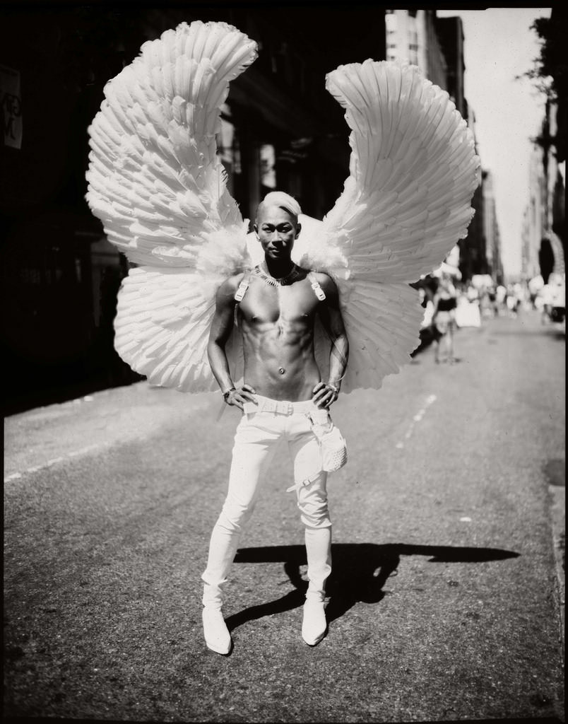 Angel of NYC Parade, Photography by Giovanni Savino