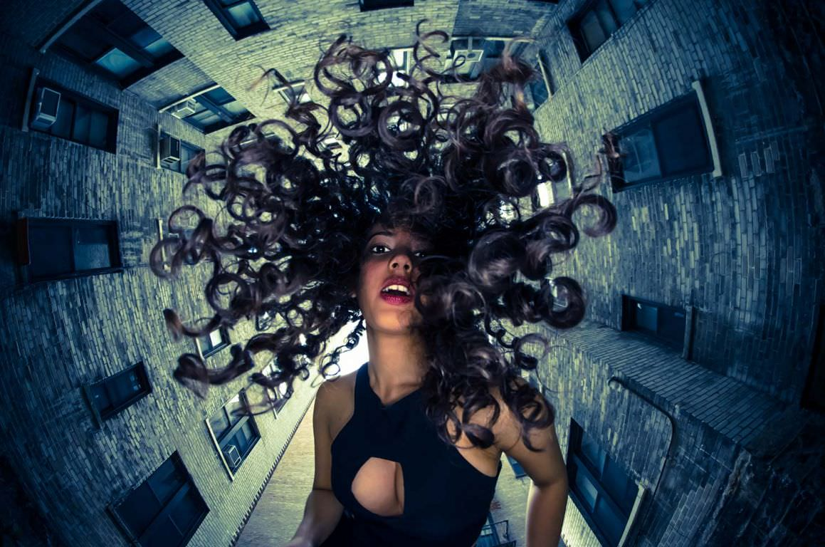 Medusa, Photography by Giovanni Savino