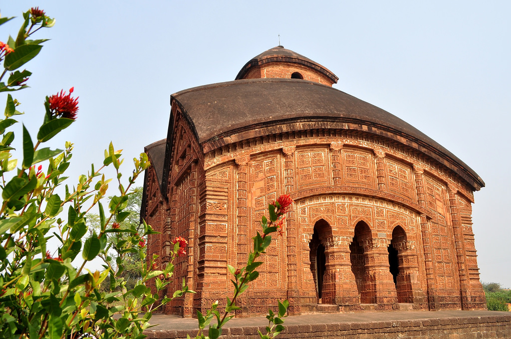 Terracotta Temple of Bishnupur