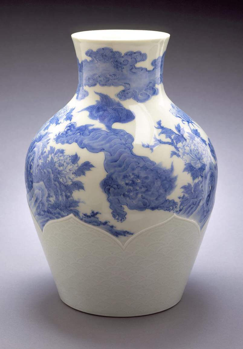 The Enduring Charm Of Blue And White Porcelain Lucky